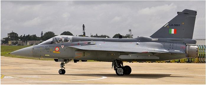 IAF LCA Tejas