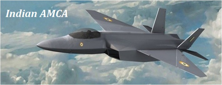 AMCA - Advanced Multi-role Combat Aircraft