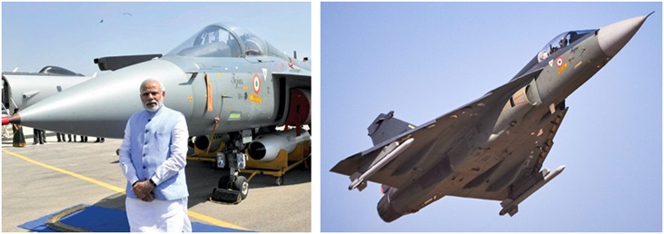 LCA Tejas To Replace Mig 21