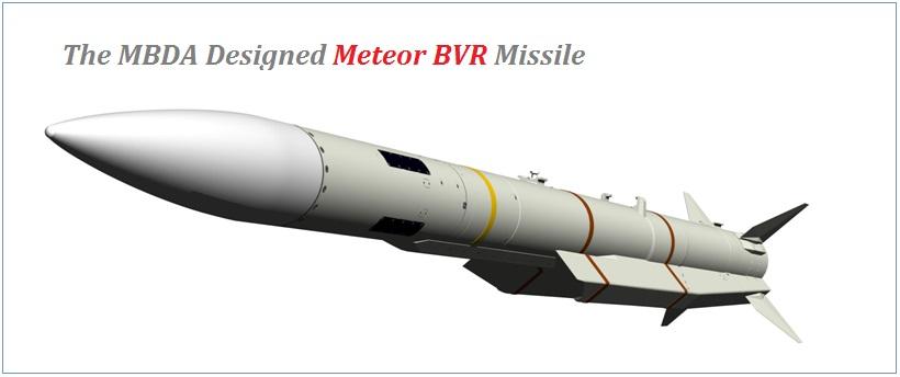 MBDA Meteor Missile