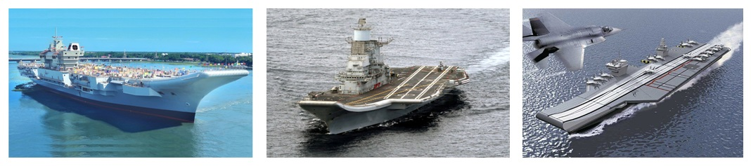 Indian Aircraft Carrier