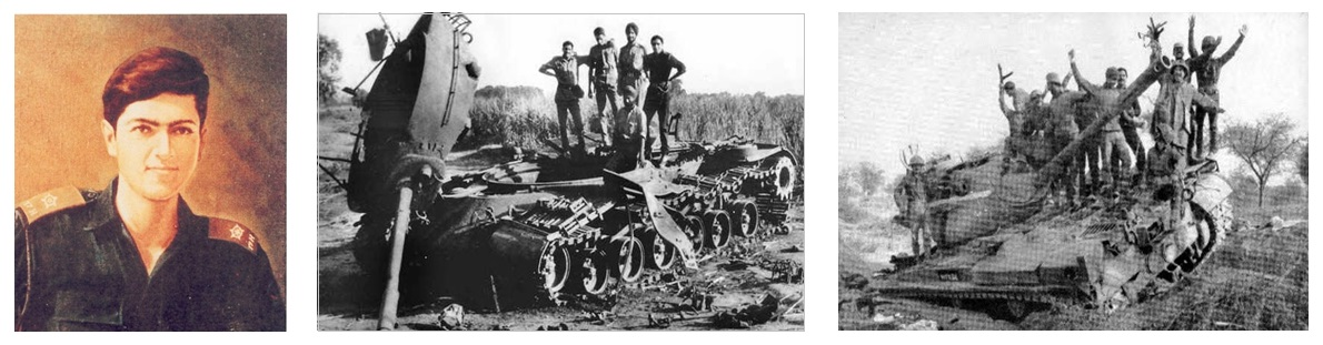 Indian army - Tank Battle