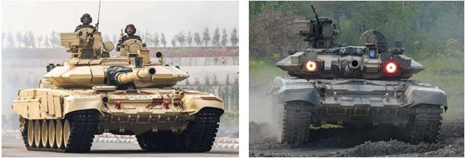 T-90 Tanks