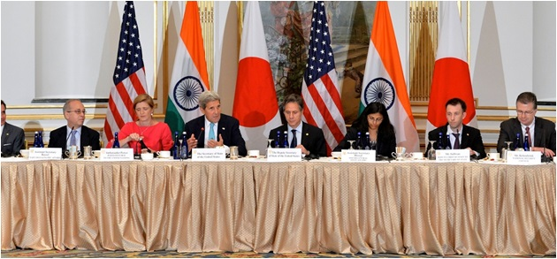 India US Defence Relations QUAD Alliance
