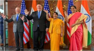 India US Defence Relations