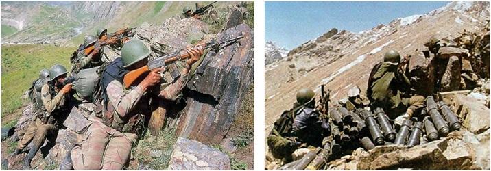 Kargil war regiments