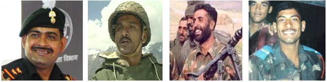 Kargil War , Indian Army War Heroes