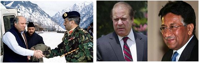 Who started Kargil War