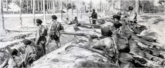 History Of Kashmir First Kashmir War 1947