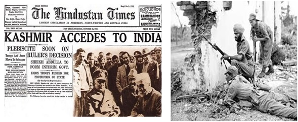 First Kashmir War 1947