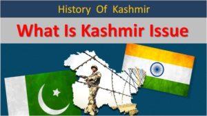 Kashmir History