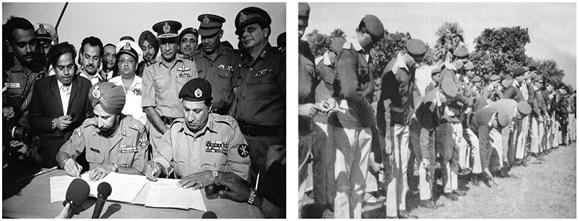 Kashmir History India Pakistan War 1971