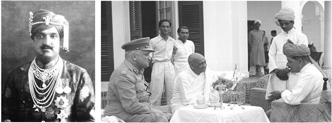 Kashmir History Maharaja Hari Singh