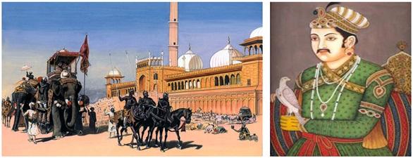Kashmir History Mughal Period