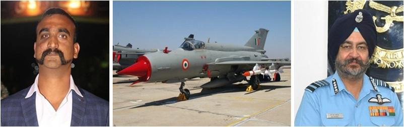 Mig21 Shot Down Pakistani F 16
