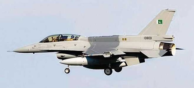Pakistani F 16 Shot Down By Indian Mig 21