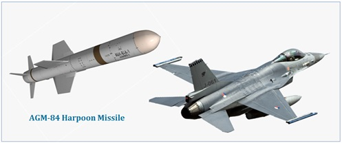 AGM-84 Harpoon Missile
