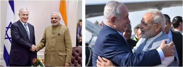 Israeli PM Netanyahu Visits India 2018