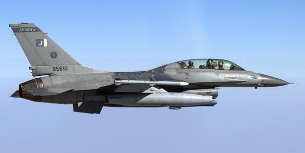 Pakistani F16